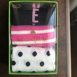 Kate Spade socks